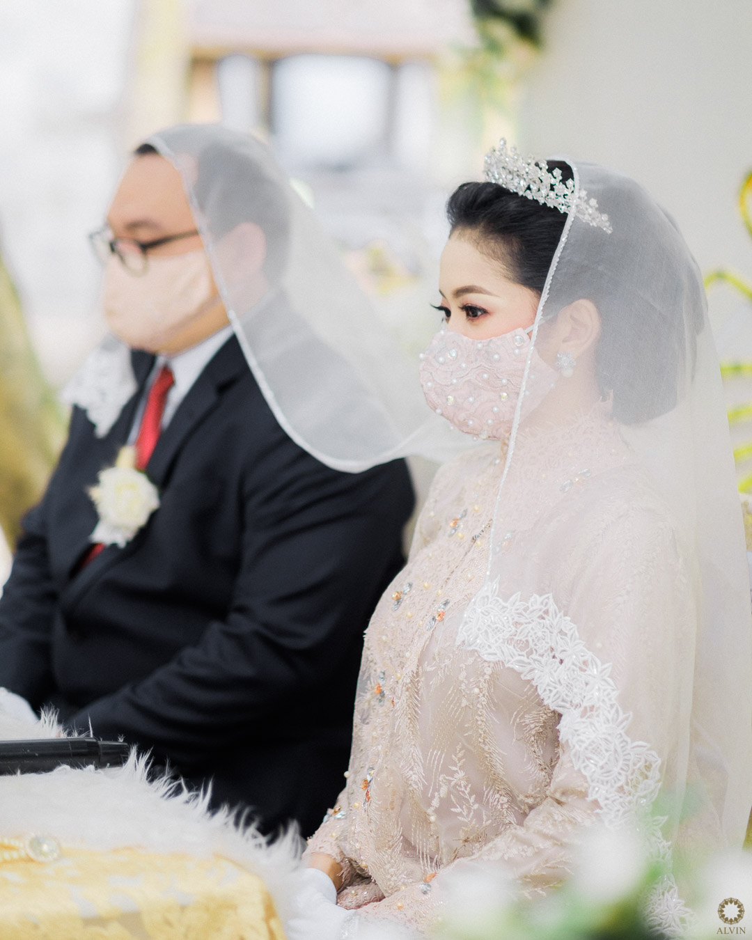 0 DSCF0262 : New Normal Wedding Ceremony