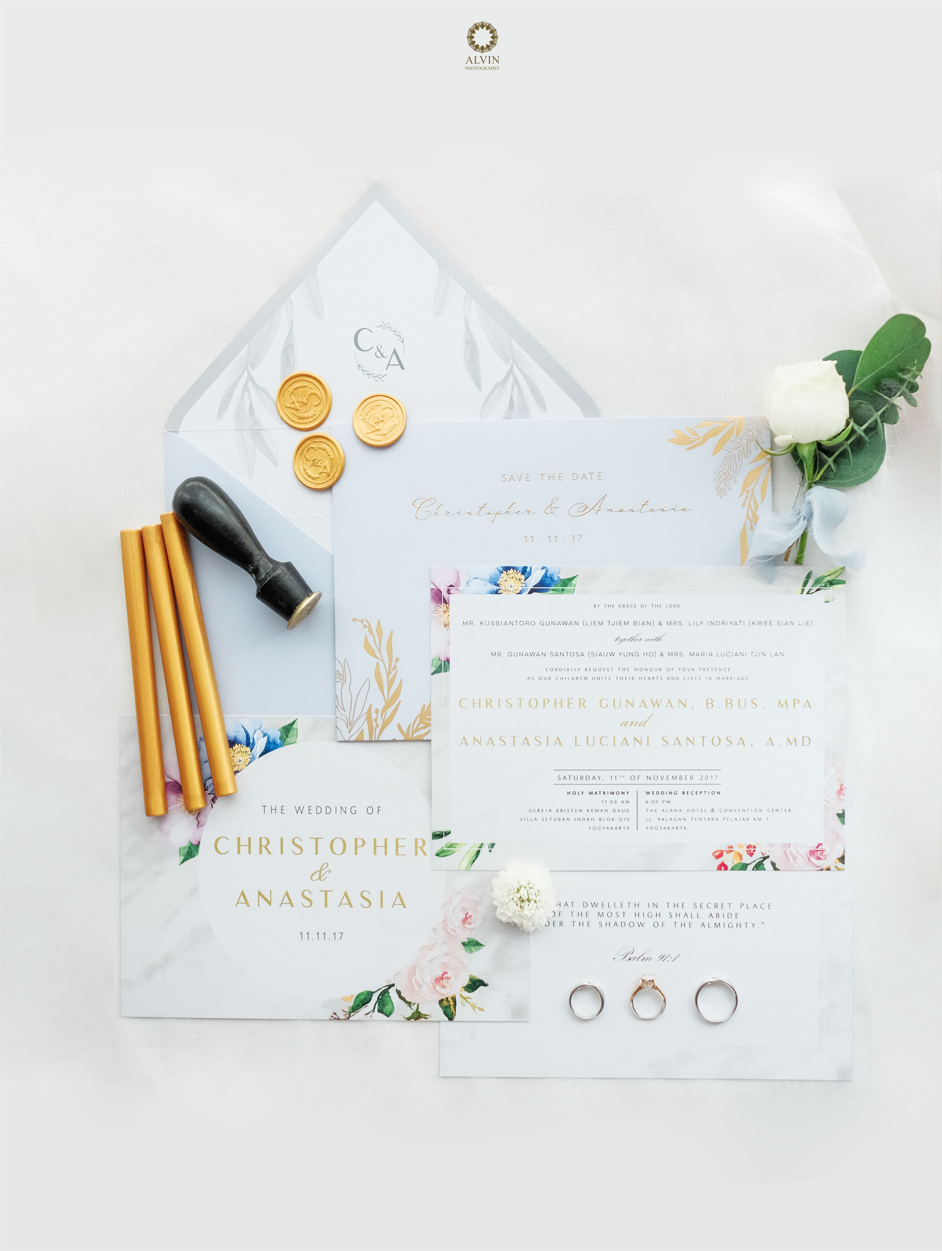 2b : Vanilla Twilight with Chic Style in Your Big Day
