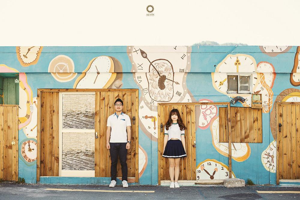 1 : Cycy & Soo Hong