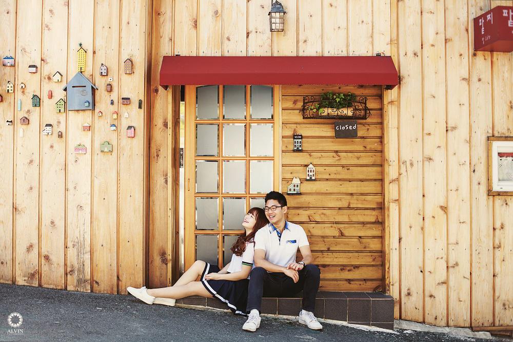2 : Cycy & Soo Hong