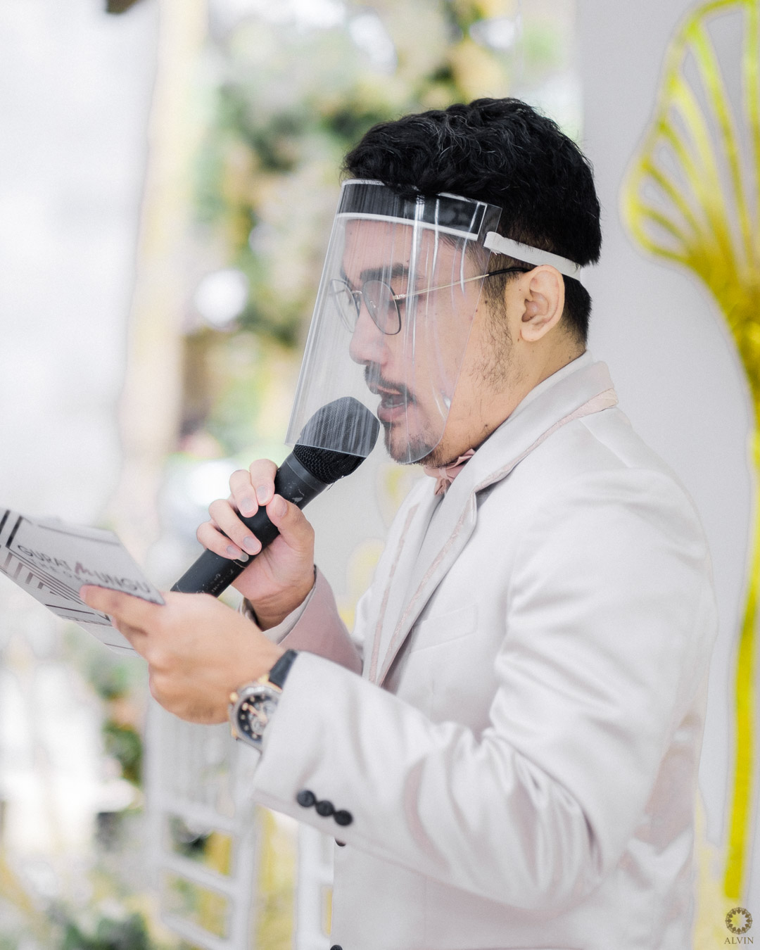 6 DSCF0484 : New Normal Wedding Ceremony