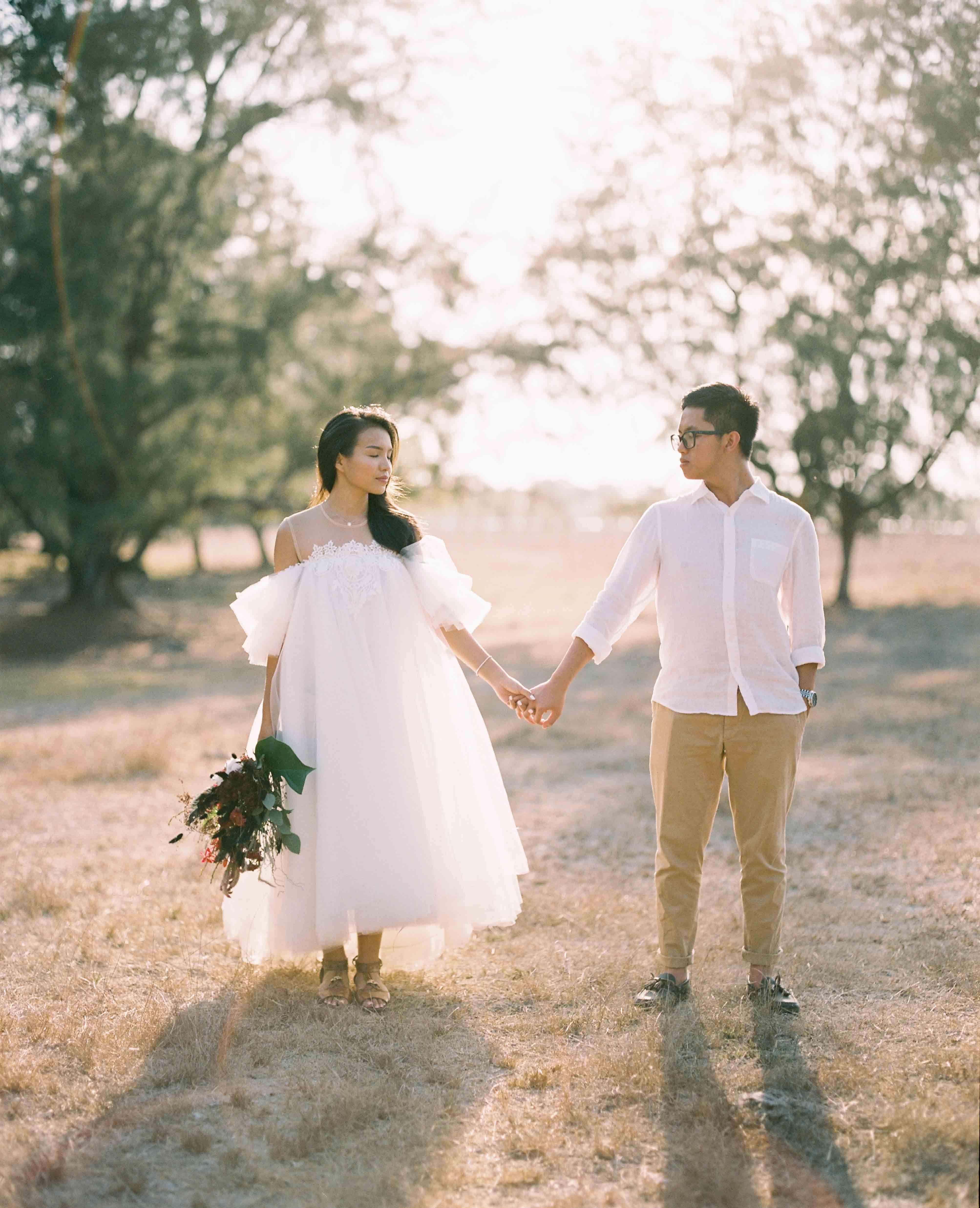 7 : Tabita & Andrew