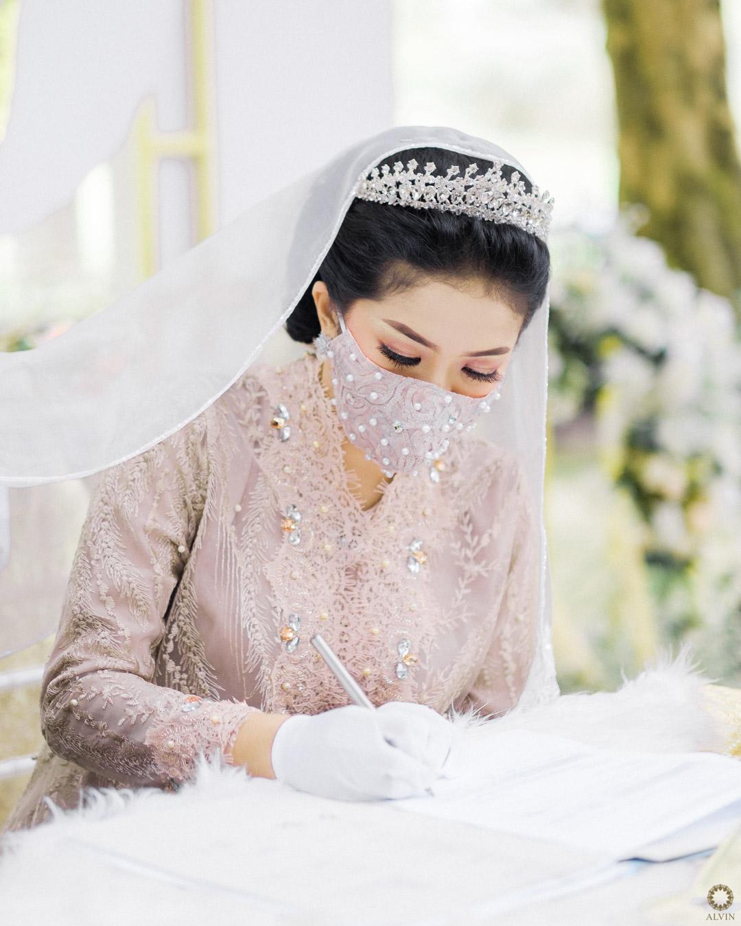 8 DSCF0345 : New Normal Wedding Ceremony