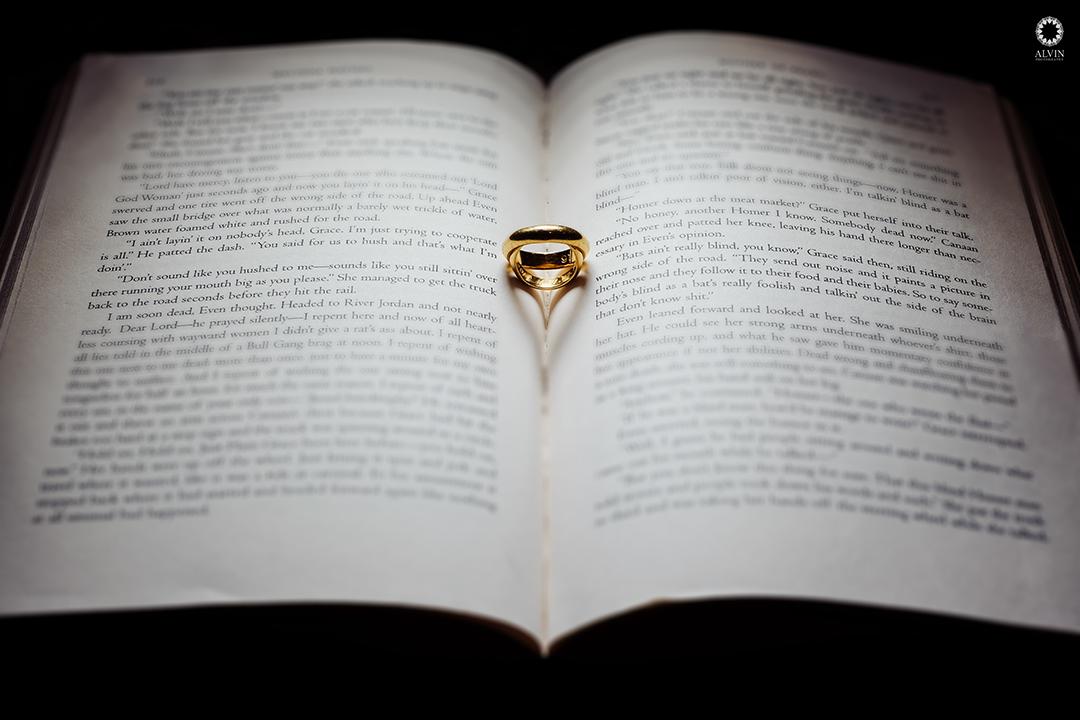 ALVN4051 : Tips Memilih Cincin Pernikahan