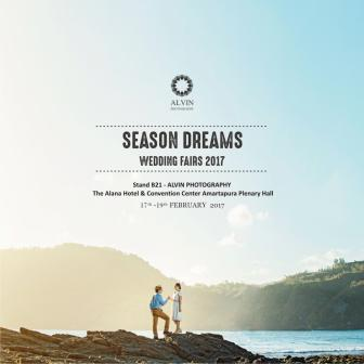 Season Dreams Wedding Fair 2017