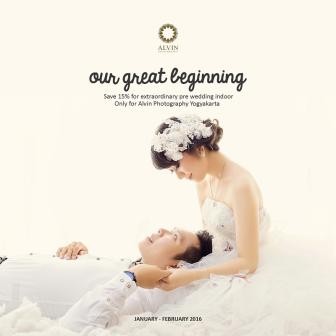 Extraordinary Pre Wedding Promo