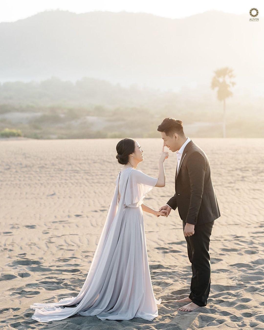 Depok : Lokasi Foto Pre Wedding Jogja